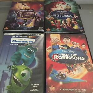 meet the robinsons dvd master collection