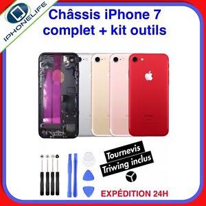 coque iphone 7 rouge rose