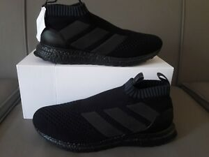 df2e04ce6 Image is loading Adidas-16-Purecontrol-Ultra-Boost-Triple-Black-BY9088-