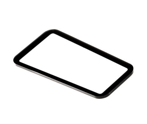 cinta Nueva Cubierta exterior LCD pantalla superior para Canon EOS 70D Superior Ventana de Cristal