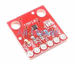 TMP102 Digital Temperature Sensor Breakout 1.5cm*1.5cm Universal High Precision