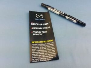 Genuine Mazda Cx 5 Touch Up Paint Pen 46v Soul Red Crystal