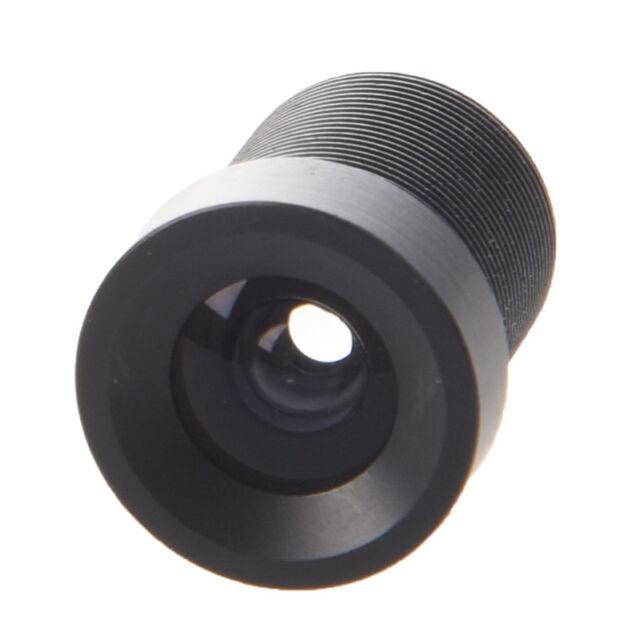 6mm 54 Grad Wel IR festes Brett Objektiv Fokus fuer 1/3 CCD CCTV Kamera