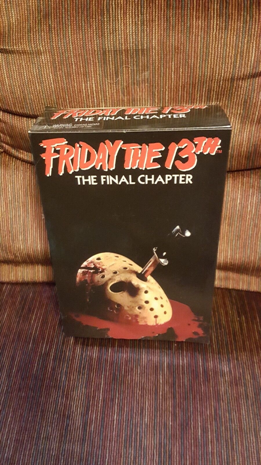 NECA Friday Friday Friday the 13th The Final Chapter Ultimate Jason Voorhees Action Figure 0307c0