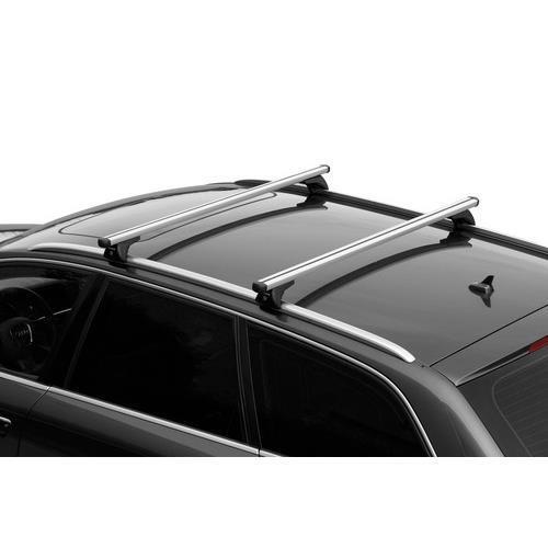 Paire Barres de Toit Dacia Lodgy à partir de 2012/> avec Profils Intégré de Série