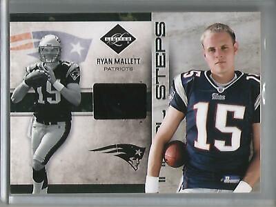Ryan Mallett 2011 Panini Limited Game Used Jersey #18/99 | eBay