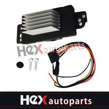 HVAC Blower Motor Resistor Regulator for 04-13 Chevrolet Impala