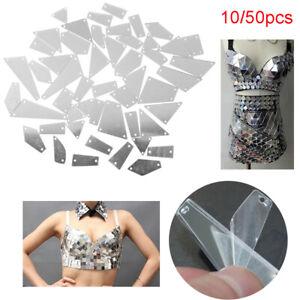 10-50pcs-Crystal-Mirror-Sew-On-Rhinestones-Irregular-Acrylic-Shiny-Wedding-Dress