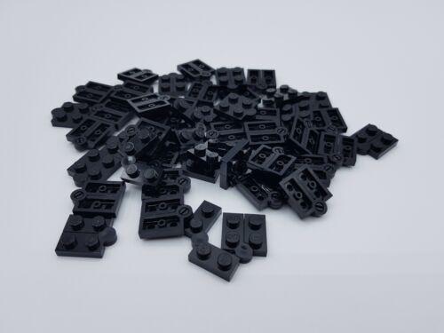 Lego lot 50 black hinges ref 19954 new *