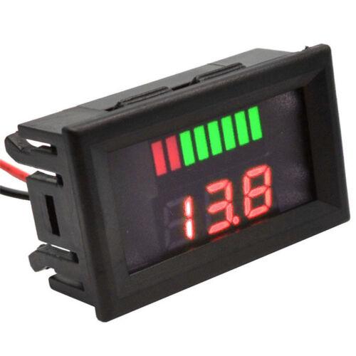 Genaue DC 12V-60V LED Panel Digital Volt Voltmeter Anzeige Voltmeter Werkzeug