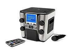 "Pro Akai Top Load Karaoke System! 3.5"" Color Monitor CD+G & CD Player Machine"