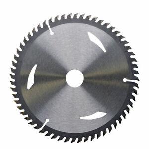 1X-Universalsaegeblatt-HM-160-x-20-mm-Saegeblatt-Handkreissaege-60-Zahn