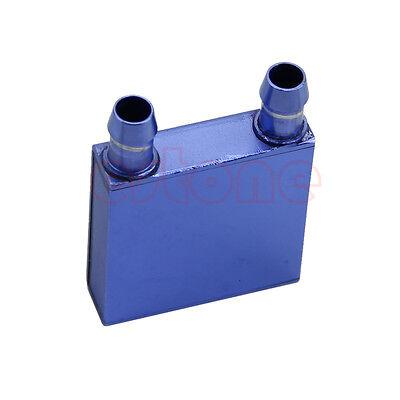 Aluminium Waterblock Water Cooling Heatsink Block Liquid Cooler For CPU GPU SR