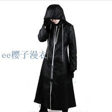 Kingdom Hearts Cosplay Organization XIII Costume Robe Chima Uniform Custom Made