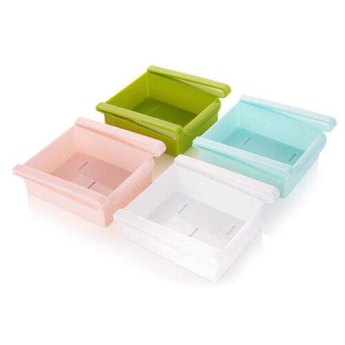 1 Pièce Portable réfrigérateur Boîte de cuisine Conteneur de stockage titulaire économiser de l/'espace
