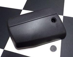 VW T25 T3 Black Plastic Bumper End Cap Corner Front Left / Rear Right 251807123A