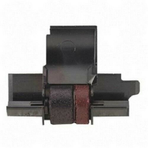 12PK  Canon P2DH P23DH P121DH P200DH P220DH Black//Red Calculator Ribbon IR40T