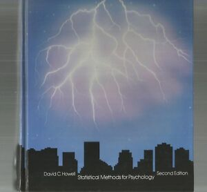 STATISTICAL-METHODS-FOR-PSYCHOLOGY-by-David-Howell-1991-2nd-Edition-Hc-Technique