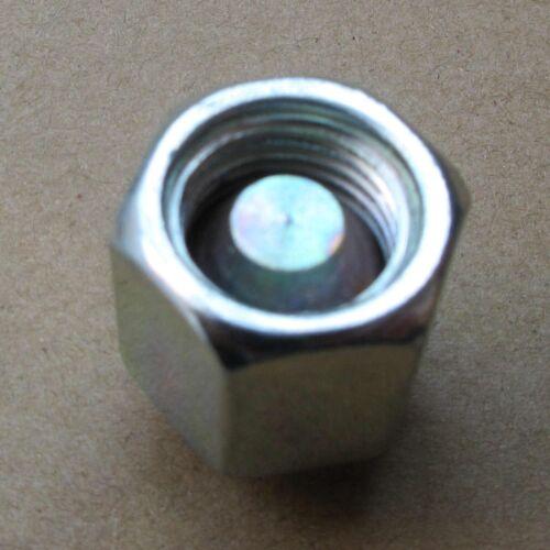 Diesel Fuel Injector Block-Off Tool Cap fit 2003-07 Dodge Cummins 5.9L 2Pcs
