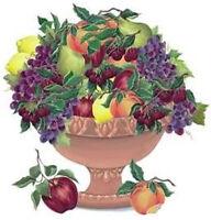 Tatouage Fruit And Fruit Bowl--low Shipping
