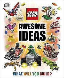 LEGO-Awesome-Ideas-DK-Very-Good-Book