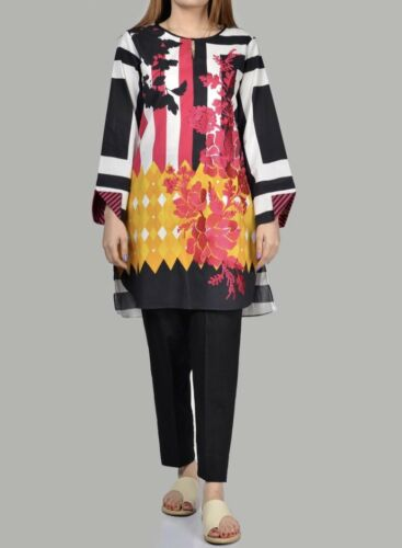 Inverno S 2019 Camicia Ricamato Taglia Original pakistani latest Limelight Wear nOxrPvO