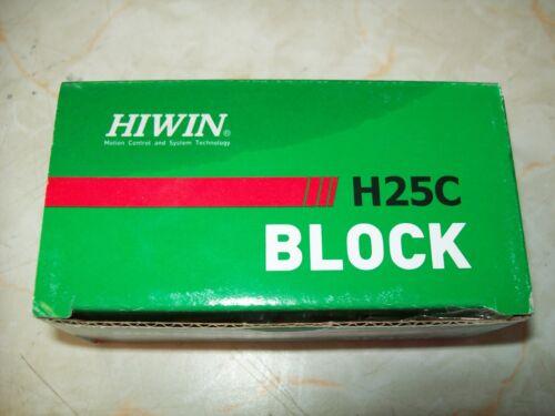 Hiwin Linear Guideway Block H25C