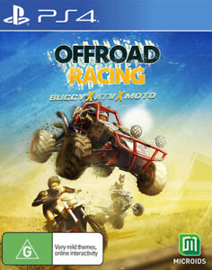Offroad Racing PS4 Game NEW