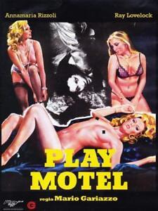 Dvd-Play-Motel-1979-Contenuti-Extra-NUOVO