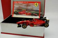 Hot Wheels La Storia 1/43 - F1 Ferrai 412 T1 Alesi 1994
