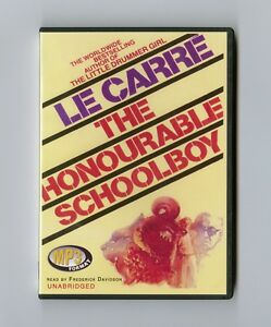 The-Honourable-Schoolboy-by-John-le-Carre-Unabridged-Audiobook-MP3CD