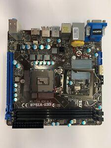 MSI Motherboard B75IA-E33