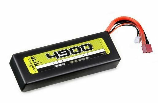 Absima 4140007 lipo Stick Pack 11.1v 25c 4900mah carcasa dura T-Plug