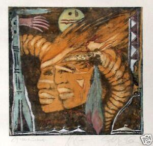 Blam-Gabriele-Original-Farbradierung-von-1987
