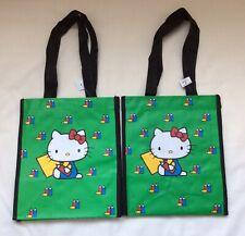 Bag Gift Reusable Hello Kitty 33x44x17cm Bag Shopping New