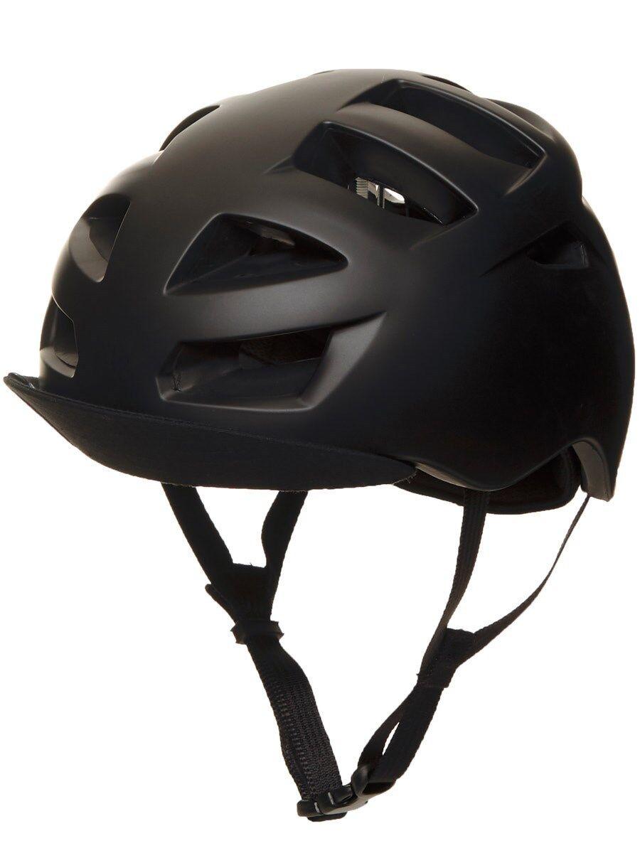 Bern Allston Zipmold Vélo Boa Casque black Mat S-M L-XL XXL-XXXL