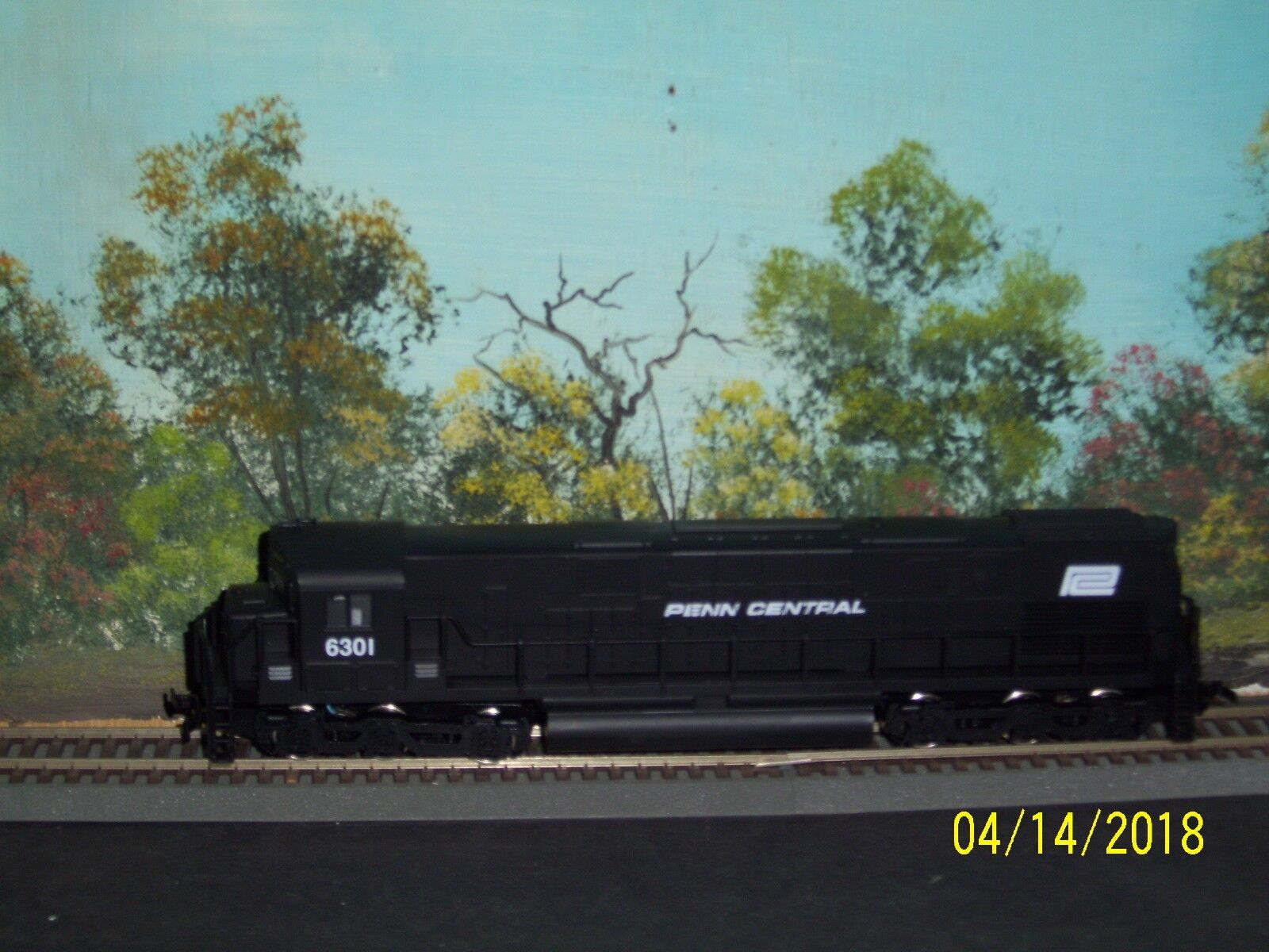 IHC Premier HO Scale  23278 Alco C-628 Diesel  6301 Central Penn