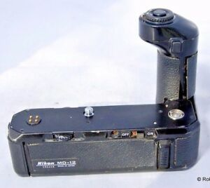 Nikon-MD-12-winder-motor-drive-heavy-user-Rated-C