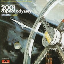 2001. A Space Odyssey Soundtrack CD NEW SEALED Also Sprach Zarathustra