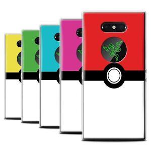 Gel-TPU-Case-for-Razer-Phone-2-Pokeball-Anime-Inspired