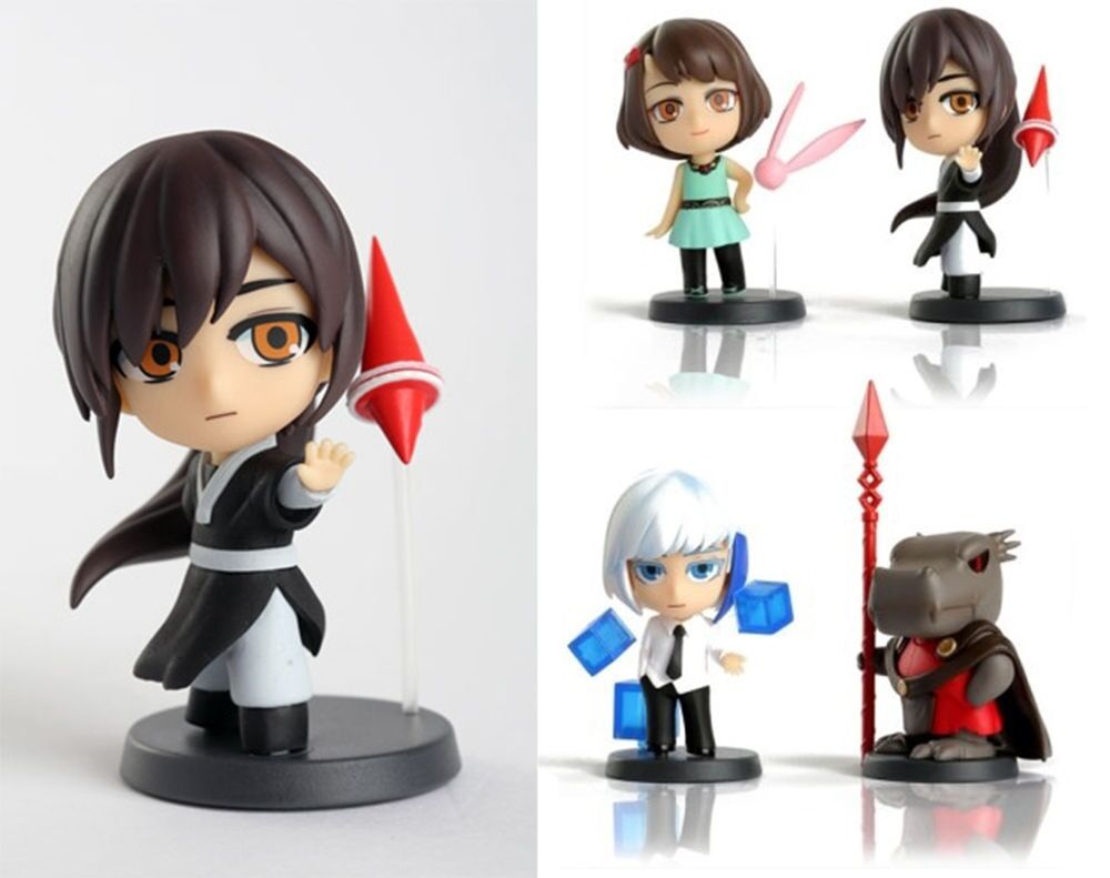 Korea Fantasy Action Webtoon Mini Figure Series  Boom8 3.2inch
