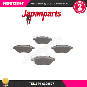 PA0061AF-Kit-pastiglie-freno-a-disco-ant-Fiat-Lancia-Opel-MARCA-JAPANPARTS
