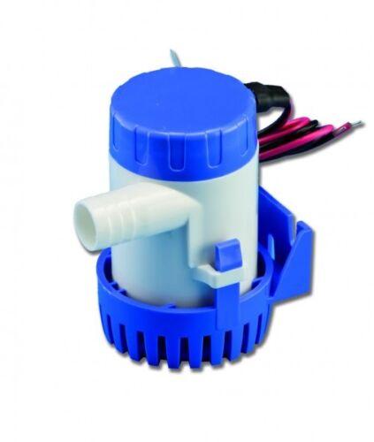 Sonstige Elektrische Bilgepumpe Bilgenpumpe Lenzpumpe 2835 L/h 12V NEU 6922 Bootsport