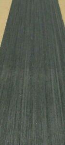 "Black Ebony composite wood veneer 24/"" x 48/"" raw no backing 1//42/"" thickness # 633"