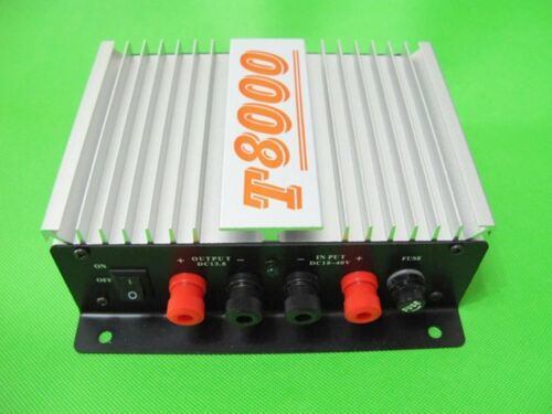 T8000 DC 24V to 13.8V 25A Switching Power Supply Converter For Car Mobile Radio