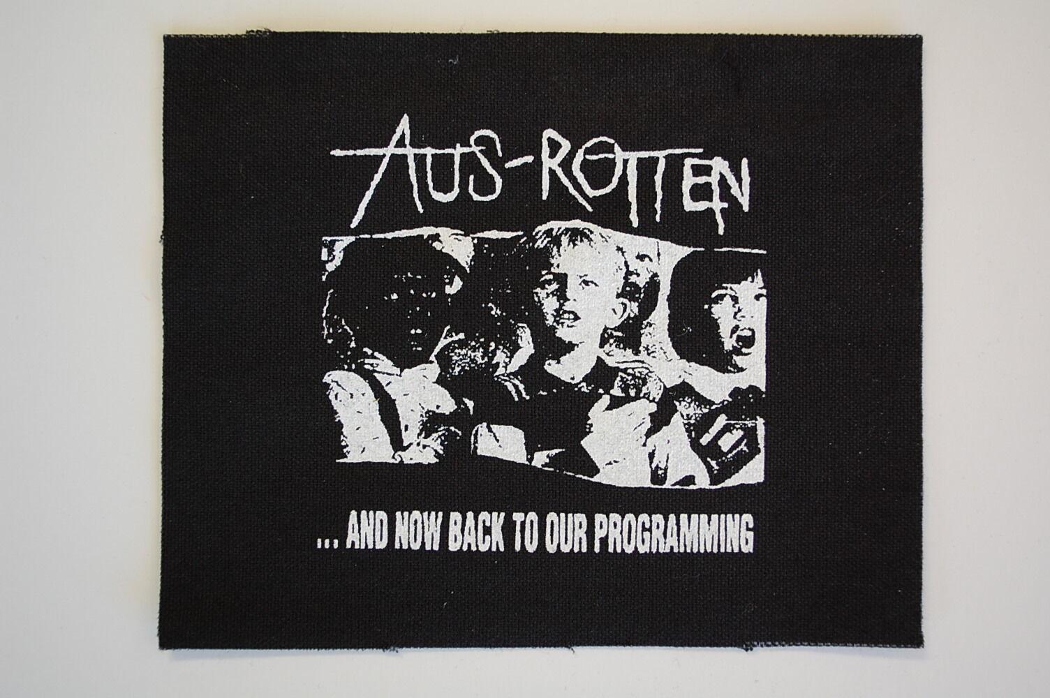 Doom Cloth Patch Crust Punk Rock Dirt Crass Dystopia Infest Aus Rotten CP222