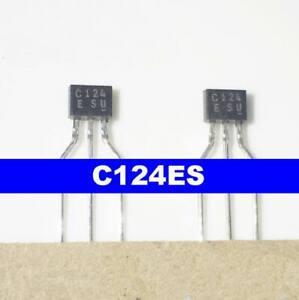 20pcs DIP Transistor DTA124 A124 ROHM TO-92S