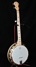 DEERING GOODTIME 2 5 STRING BANJO W RESONATOR NEW MADE IN THE USA