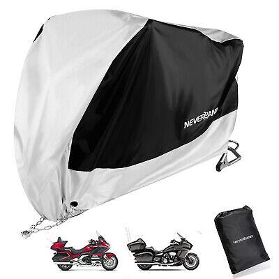 Motorcycle Cover for Honda Goldwing GL1800 1500 1200 GL UV Dust Prevention XXL R