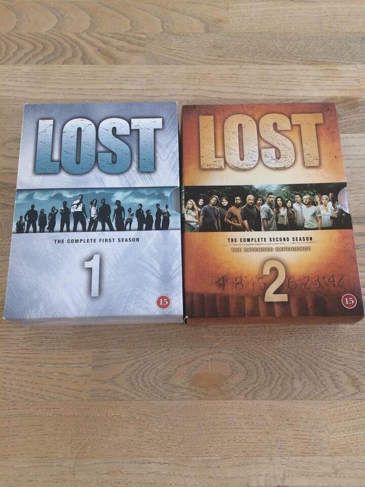 Diverse serier, DVD, andet